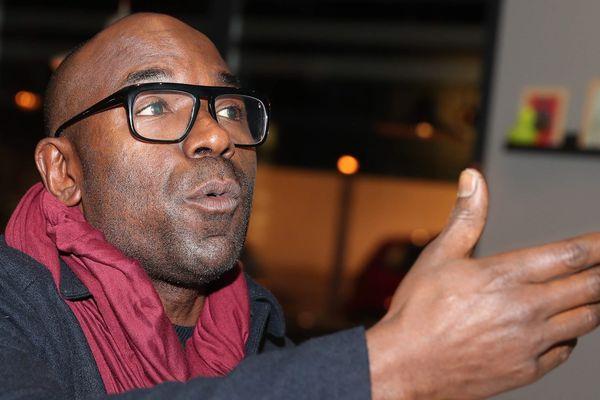 L'acteur et réalisateur Lucien Jean-Baptiste.