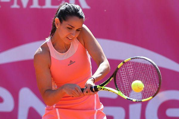 Amandine Hesse est qualifiée pour le 2ème tour du tournoi de Cagnes-sur-mer