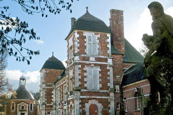 Le château de Bonnemare découvert par Aloïs