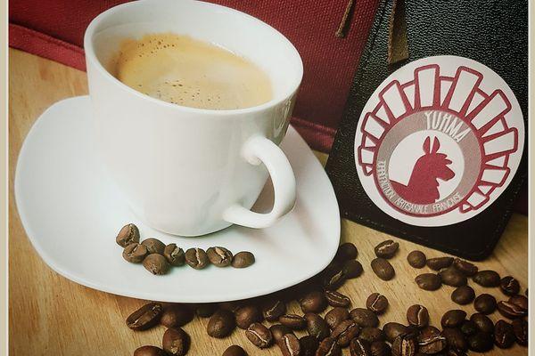 Yuhma café est une marque de café artisanale torréfiée à Saint-Dizier