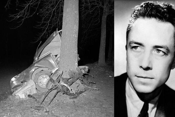 L'écrivain Albert Camus est mort le 4 janvier 1960.