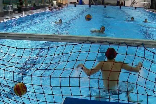 Water-Polo à Chenôve