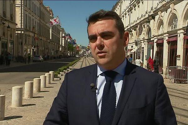 Olivier Geffroy a décidé de ne plus être président des LR du Loiret, suit à l'investiture de Serge Grouard pour les prochaines municipales à Orléans.