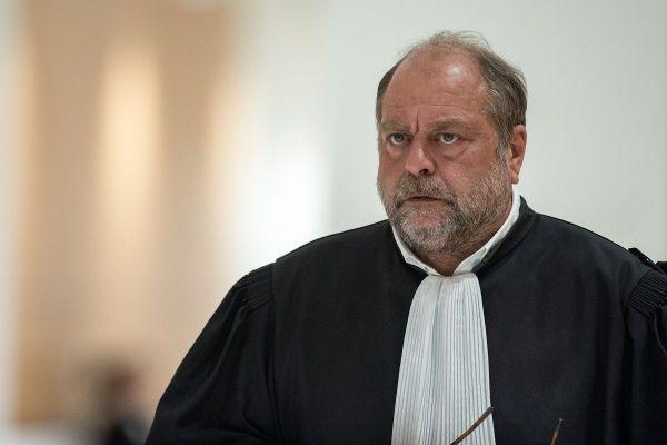 Eric Dupond-Moretti en 2019, lors du procès de Patrick Balkany.