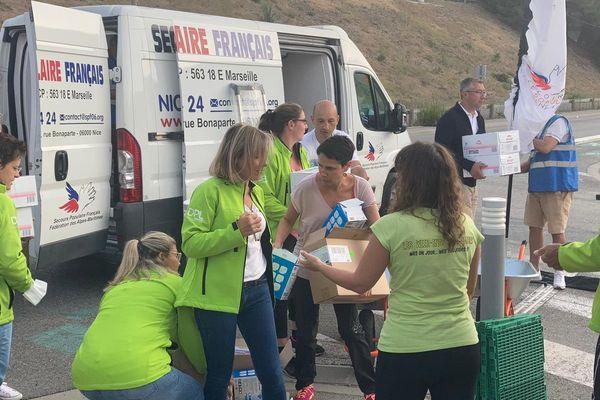 Des bénévoles des Alpes-Maritimes passent 2 jours à aider les sinistrés en Belgique : départ de Nice ce vendredi matin.
