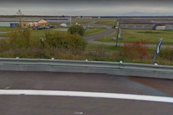 La bretelle de sortie n°33 de l'autoroute A35, le lieu de l'accident ou la victime est mort sur le coup ce mercredi 4 août.