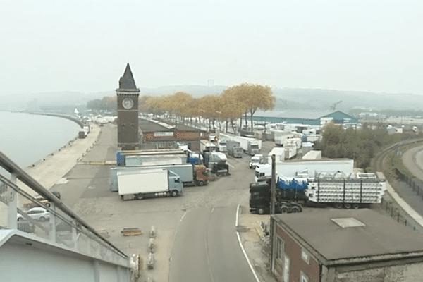 Aucun manège installé près du bassin Saint-Gervais