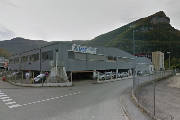 MBF Aluminium est situé à Saint-Claude.