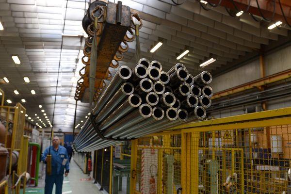 Les salariés de l'usine Areva de Montreuil-Juigné ont découvert leur plan social sur le web