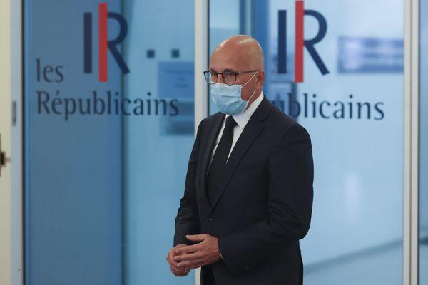 La fédération Les Républicains des Alpes-Maritimes dirigée par Eric Ciotti (et Michèle Tabarot) a voté à 84% le retrait de son soutien à Renaud Muselier aux élections régionales.