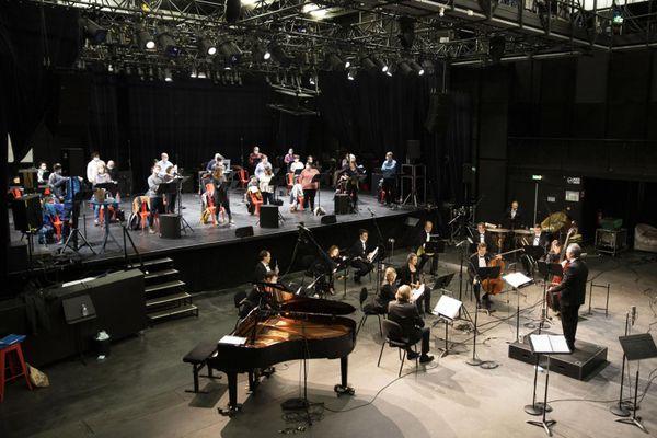 Offenbach Report en décembre 2020 à Opéra National de Lorraine