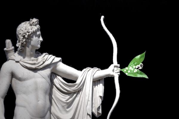 L'histoire du brin de muguet remonterait à l'Antiquité grecque.
