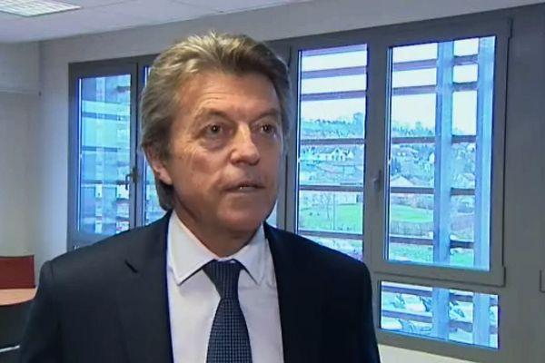 Le Sénateur de la Haute-Saône, Alain Joyandet, avait déjà présenté sa candidature à la candidature aux Régionales en décembre 2014