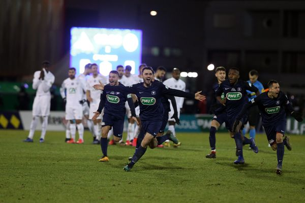 L'ASM Belfort a éliminé Montpellier, club de L1 lors des 8èmes de finale de la Coupe de France 2020.