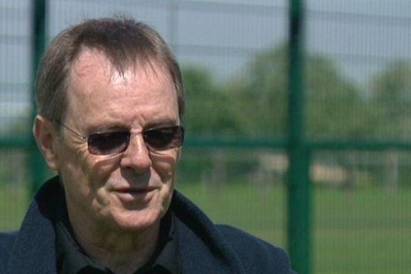 Eric Bedouet, préparateur physique aux Girondins et pour l'équipe de France.