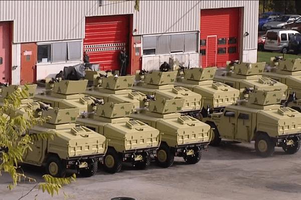 Renault trucks défense à Limoges