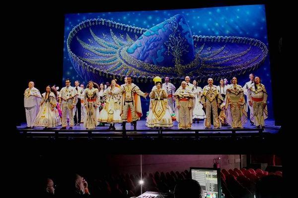 """L'opérette """"Le Chanteur de Mexico"""", mise en scène par Jack Gervais, est disponible sur le site de l'Odéon jusqu'au 28 février."""