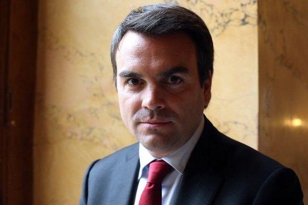 Thomas Thévenoud, député de Saône-et-Loire