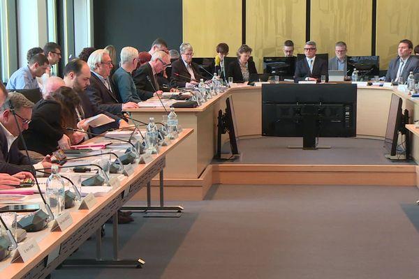 Une dernier Conseil Municipal pour cette fin de mandature agitée à Saint-Nazaire.