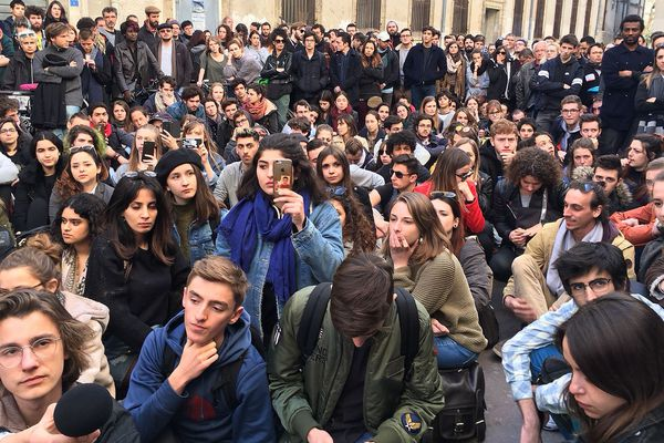 L'agression des étudiants de Montpellier par un groupe armé de bâtons a crée un vif émoi dans le milieu universitaire.