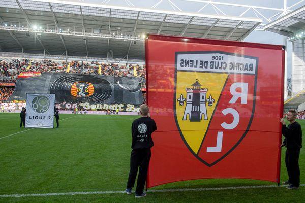 Le Stade Bollaert-Delelis à Lens en décembre 2015