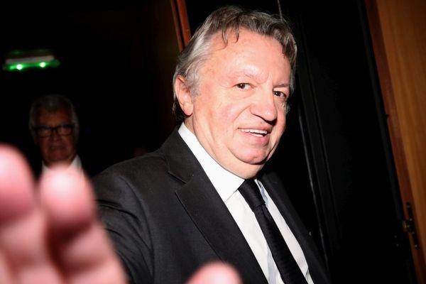 Le sénateur Jean-Noël Guérini devra s'expliquer devant le tribunal correctionnel sur l'exploitation d'une décharge à la Ciotat.