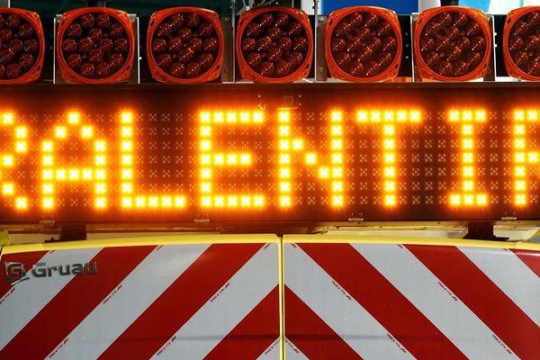 Dans l'Allier, un camion accidenté perturbe le trafic sur la RCEA dans le sens Mâcon-Moulins ce lundi 10 février.