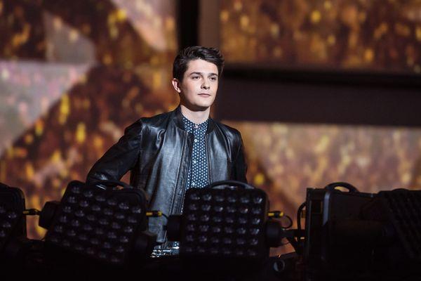 Le DJ Kungs aux Victoires de la musique, février 2017