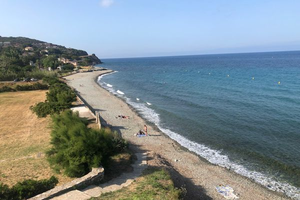 Depuis le samedi 10 juillet, la baignade est interdite sur la plage de Sisco.