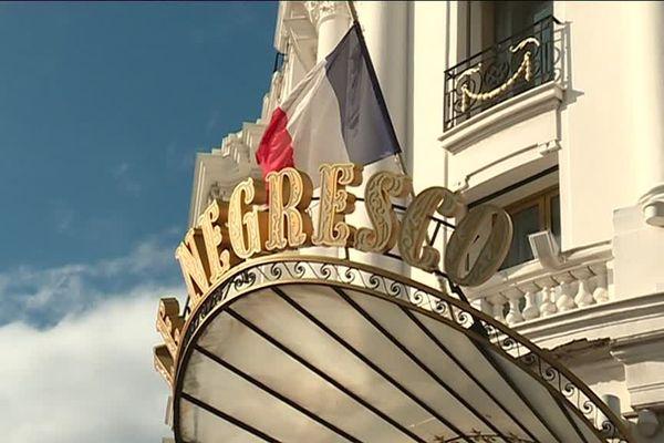 Le Negresco, hôtel légendaire de la Côte d'Azur