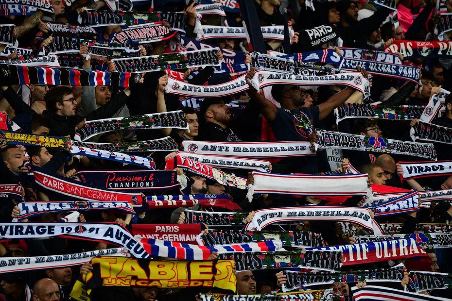 Football : les supporters parisiens interdits de déplacement pour le match OM-PSG