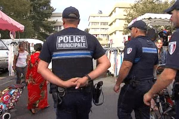 Formés en juin, les policiers hérouvillais se sont vus délivrer leur port d'arme en juillet par la préfecture.