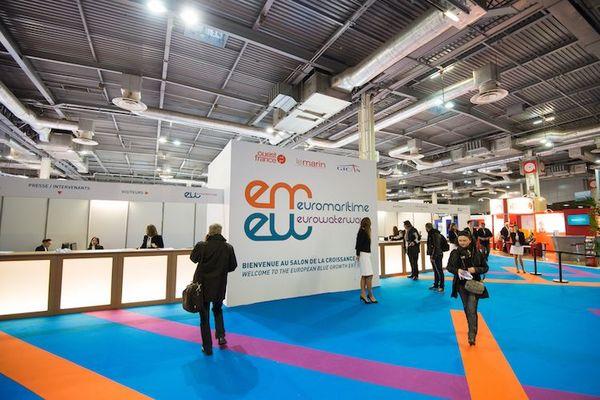 Le salon Euromaritime investit pour la première fois une ville autre que Paris. La 4e édition se déroulera au Parc Chanot à Marseille du 4 au 6 février.