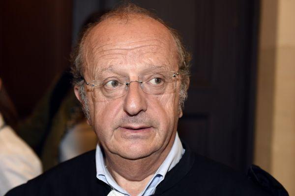 Gérard Welzer, l'avocat de la famille de Sophie Le Tan.