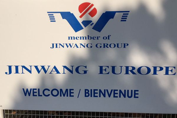 L'usine Jinwang de produits pharmaceutique a été victime d'un incendie