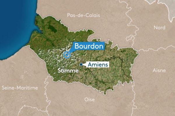 """Vendredi 5 avril, un habitant de Bourdon agresse violemment un voisin parec qu'il voulait """"tuer un Juif"""""""