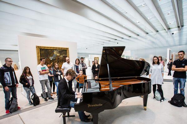 L'année dernière, Muse et Piano avait réuni 1 200 personnes