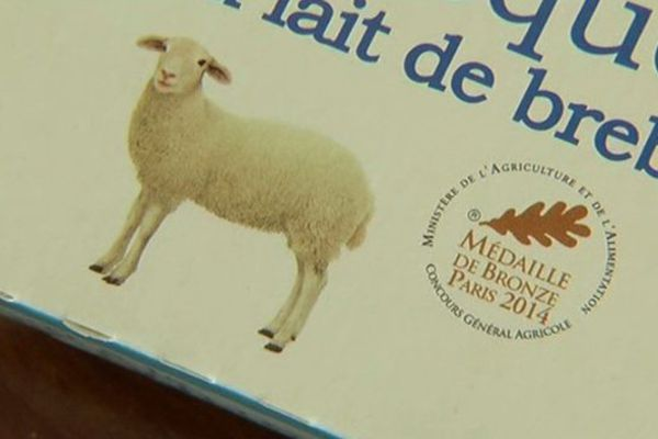 Ce yaourt bio au lait de brebis fabriqué de Lozère fait partie des 900 produits régionaux primés lors du dernier salon de l'agriculture