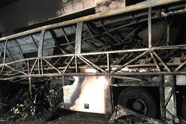 Seize personnes ont été tuées vendredi soir dans l'accident d'un car transportant des adolescents hongrois.