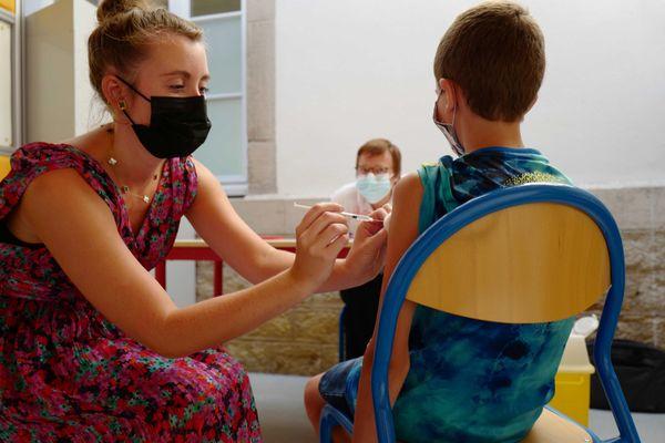 Aucun décès, aucun malade n'est à déplorer dans l'académie de Strasbourg après la vaccination