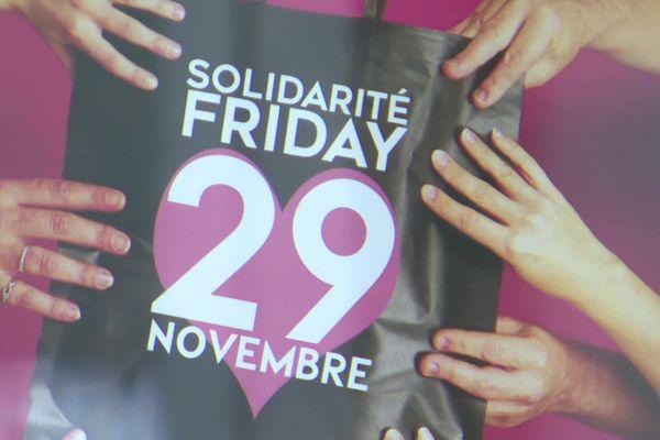 Solidarité Friday à Cherbourg