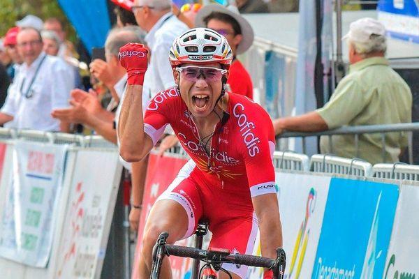 Nicolas Edet conserve le maillot jaune et remporte le 51ème Tour du Limousin