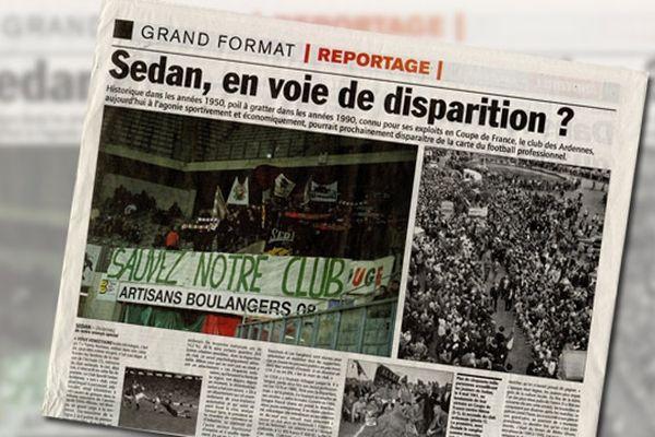 UNE de L'Equipe (24/04/2013)