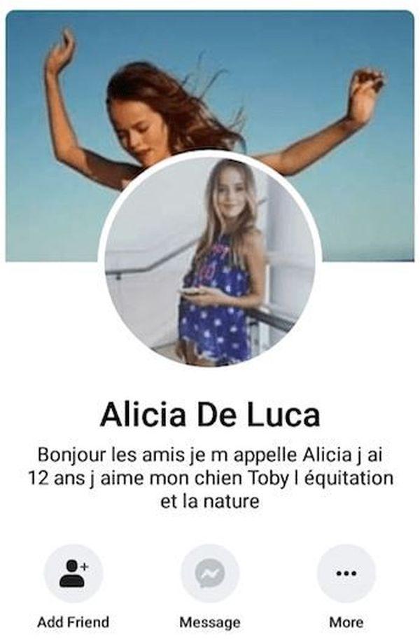 La Team Moore crée de faux profils d'enfants sur Facebook.