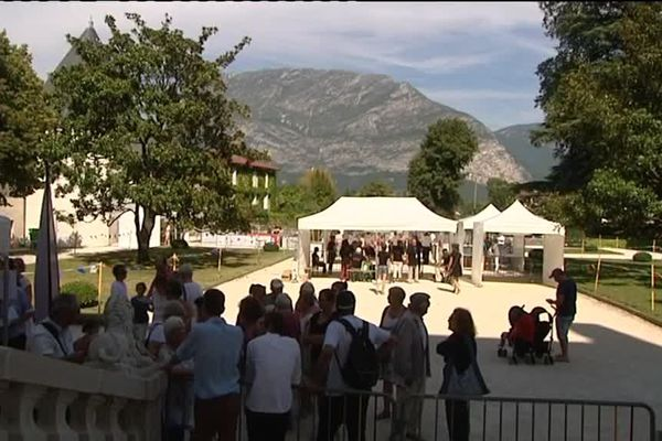Festival Berlioz à la Côte-Saint-André cet été