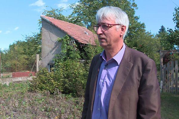 Jacques Fernique va permettre la refondation d'un groupe écologiste au Sénat.