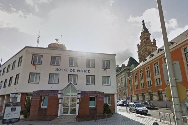 L'hôtel de police de Dunkerque