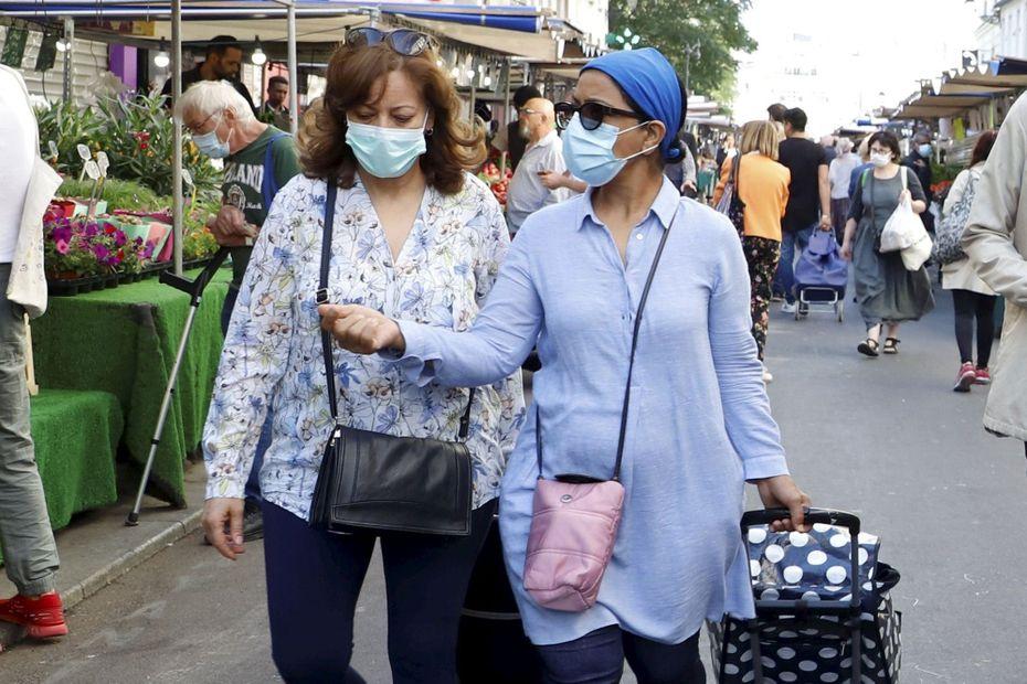 Coronavirus : à Chamonix, le port du masque désormais obligatoire en centre-ville
