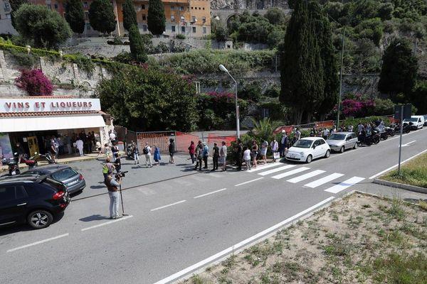 Avant le 15 juin, les Italiens ne peuvent pas séjourner en France sans un motif valable, impérieux ou professionnel. Photo prise le 3 juin