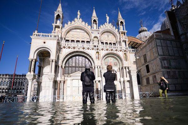 Venise ce 14 novembre